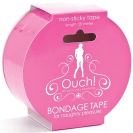 OUCH! BONDAGE TAPE LIGHT PINK