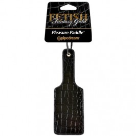 PALMATÓRIA FETISH FANTASY GOLD PLEASURE PADDLE