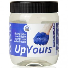 UP YOURS FISTING LUBRICANT 500ML