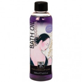 SHIATSU™ BATH OIL APHRODISIA EXOTIC FLOWERS 200ML