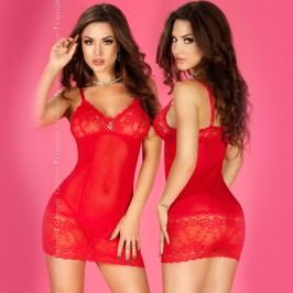 BABYDOLL CR-3676 RED