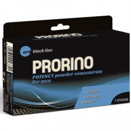 PRORINO PONTENCY POWDER CONCENTRATE FOR MEN 7 STICKS
