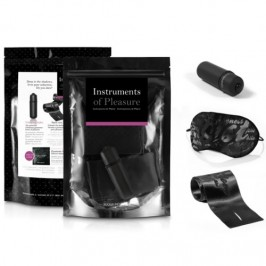 KIT INSTRUMENTS OF PLEASURE BIJOUX INDISCRETS NÍVEL ROXO