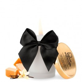 MELT MY HEART KISSABLE CANDLE BIJOUX INDISCRETS SOFT CARAMEL AND SEA SALT 70ML