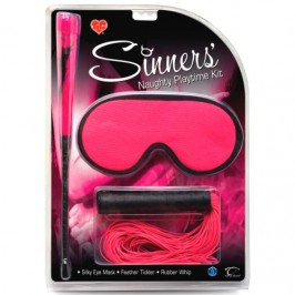 NAUGHTY PLAYTIME KIT SINNERS´