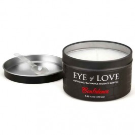 CONFIDENCE EYE OF LOVE MASSAGE CANDLE 150ML