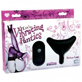 EVE VIBRATING PANTIES M/L