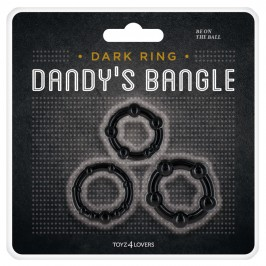 DANDY'S BANGLE BE ON THE BALL COCKRINGS BLACK