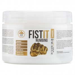FIST IT NUMBING FISTING LUBRICANT 500ML