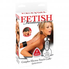 FETISH FANTASY ELECTRO TOUCH CUFFS SHOCK THERAPY
