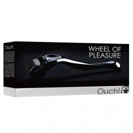 OUCH! WHEEL OF PLEASURE MASSAGER BLACK
