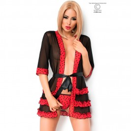 ROBE AND THONG CR-3850