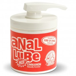 ANAL LUBE HOT CANELA