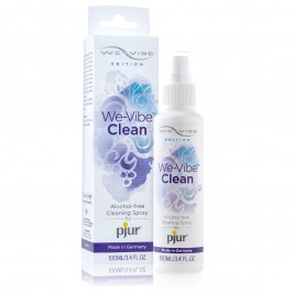 PJUR WE-VIBE CLEAN CLEANING SPRAY 100ML