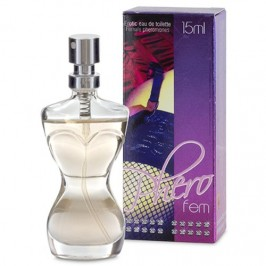 PHEROFEM PERFUME WITH PHEROMONES FOR HER 15ML
