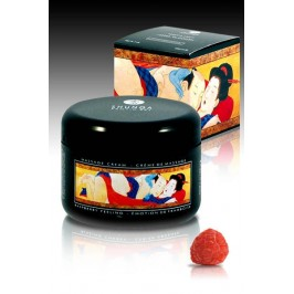 SHUNGA MASSAGE CREAM RASPBERRY