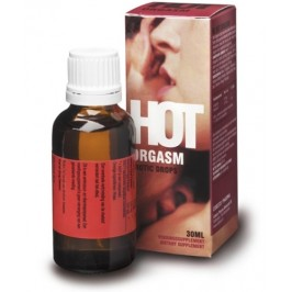HOT ORGASM DROPS 30ML