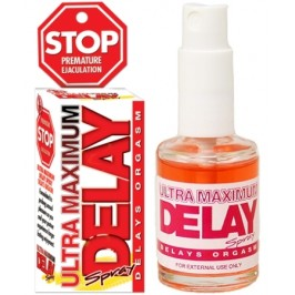 ULTRA MAXIMUM DELAY SPRAY 44ML