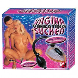BOMBA VAGINA VIBRATING SUCKER