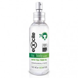 SPRAY DESINFETANTE TOY AND BODY CLEANER EXCITE 100ML