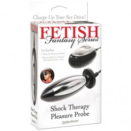 PLEASURE PROBE SHOCK THERAPY
