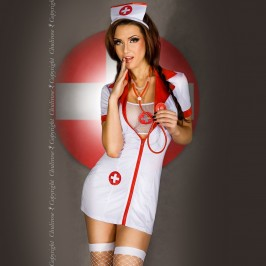 NURSE COSTUME CR-3305