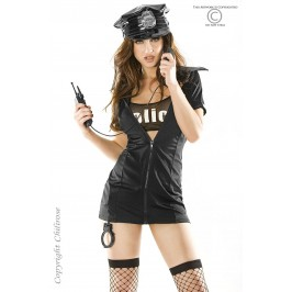 POLICE COSTUME CR-3350