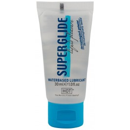 HOT™ SUPERGLIDE WATERBASED LUBRICANT 30ML