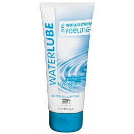 HOT™ WATERLUBE WITH SPRINGWATER LUBRICANT 100ML
