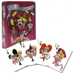 BARALHO DE CARTAS XXX PLAYING CARDS