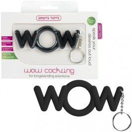WOW COCKRING BLACK