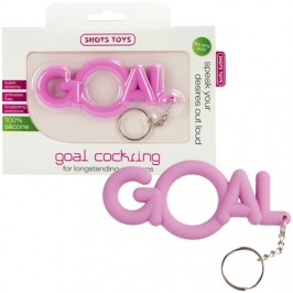 GOAL COCKRING PINK