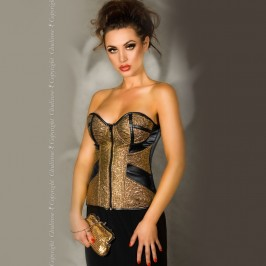 CORSET CR-3408 GOLDEN