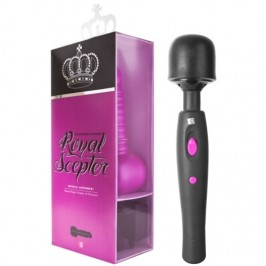 ROYAL SCEPTER IMPERIAL ADORNMENT RECHARGABLE STIMULATOR