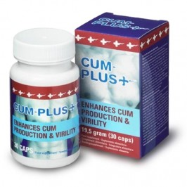 CUM PLUS SPERM VOLUMIZER 30 CAPS