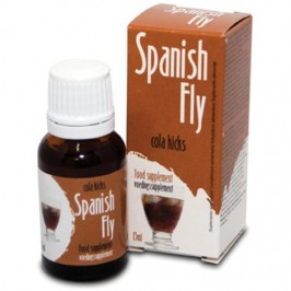 SPANISH DROPS COLA KICKS DROPS 15ML