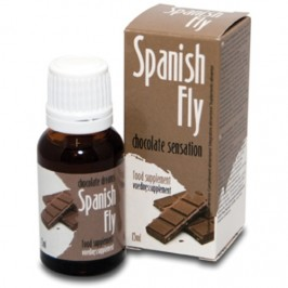 GOTAS SPANISH FLY CHOCOLATE 15ML