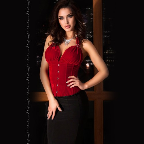 CORSET CR-3452 RED