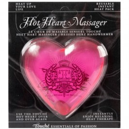 HOT HEART MASSAGER MEDIUM PINK