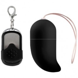G-SPOT EGG BLACK MEDIUM
