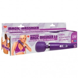 MASSAJADOR RECARREGÁVEL MAGIC MASSAGER 2.0