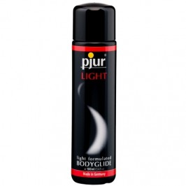 PJUR LIGHT BODY GLIDE SILICONE BASED LUBRICANT 100ML