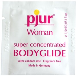LUBRIFICANTE À BASE DE SILICONE PJUR WOMAN BODY GLIDE 1,5 ML