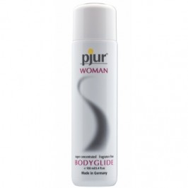 LUBRIFICANTE À BASE DE SILICONE PJUR WOMAN BODY GLIDE 100 ML