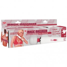 MAGIC MASSAGER WHITE