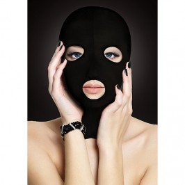 SUBVERSION MASK BLACK
