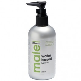 MALE WATER BASED LUBRICANT 250ML