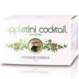 APPLETINI COCKTAIL MASSAGE CANDLE 150GR