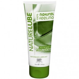 NATURELUBE WITH ALOE VERA WATERBASED LUBRICANT 30ML