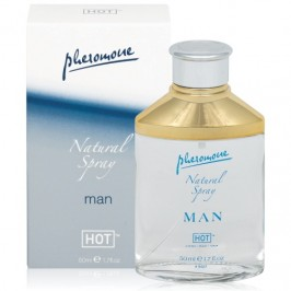 PHEROMONE NATURAL SPRAY MAN 50ML